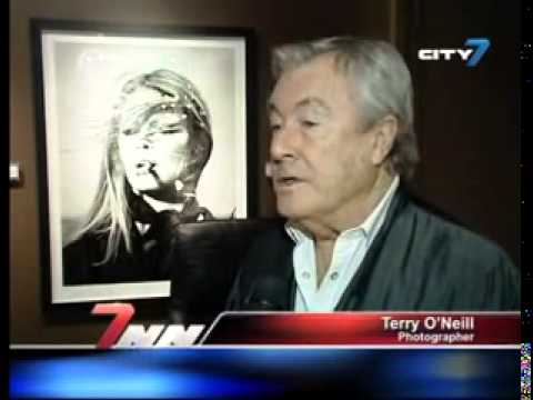 Terry O'Neill interview at THE One Fusion on City 7 TV, Nov 2012