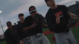 Oregon State Baseball First Team Practice Of 2020