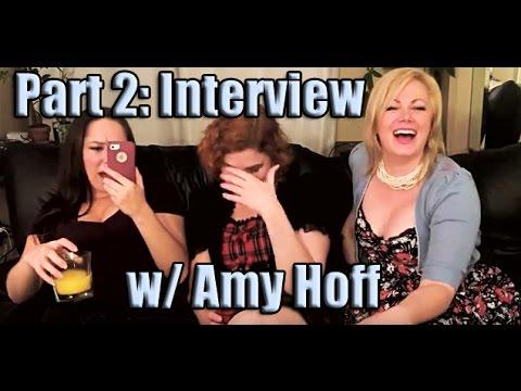 Amy Hoff Interview, Part 2   Scream Queen Stream