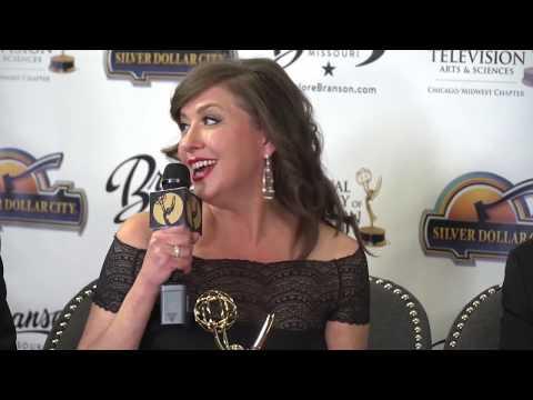 2017 ChgoMW Emmy Awards   wMike Kwielford, Mary Kay Cook, Rocco Cataldo