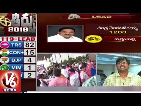 Special Report On Medak & Mahabubnagar Assembly Constituencies Election Results 2018 | V6 News