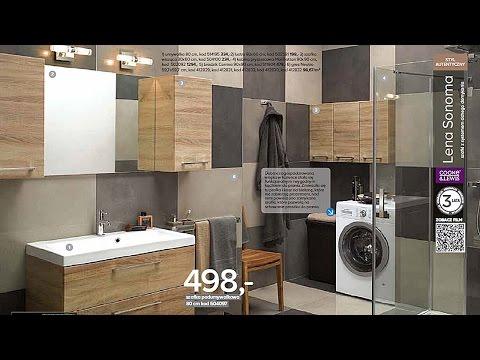 Katalog Castorama 2016 łazienki Youtube