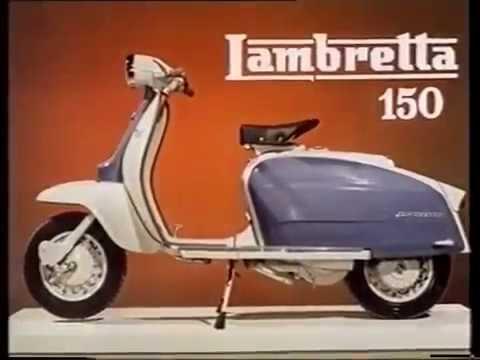 Vespa Lambretta VS Kongo