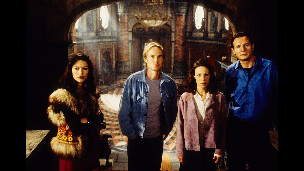 The Haunting 1999 La Guarida Liam Neeson Catherine Zeta Jones Lili Taylor Owen Wilson Warpiter Youtube