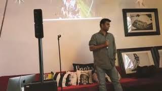 Chaiyan Chaiyan~ by Sumit Sharma |Bollywood Indian karaoke in Canada