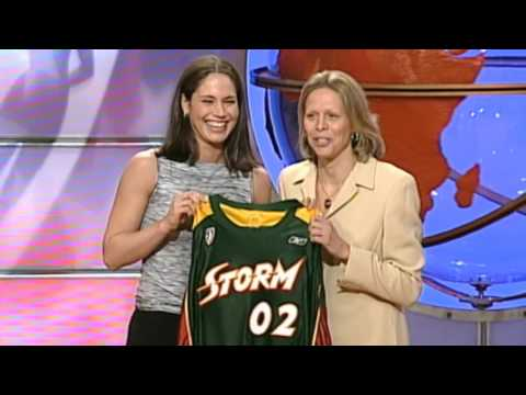 WNBA 20th Anniversary: 1st Overall Draft Selections