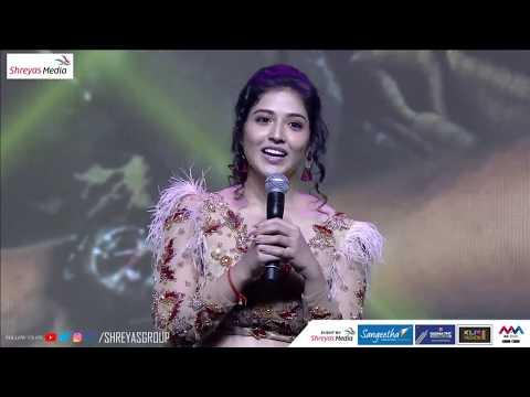 Heroine Priyanka Jawalkar  Beautiful Speech @Taxiwaala Pre Release Event