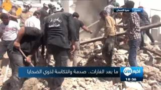 هل أصبح السوريون أرقاما مجردة لنشرات الأخبار