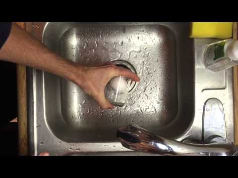 Quickly Peel a Hard-Boiled Egg by Shaking It in a Glass of Water