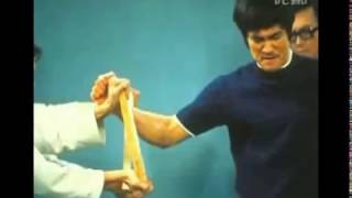 Bruce Lee real fight