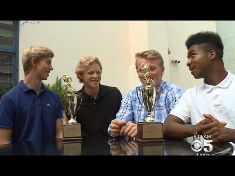 COOL SCHOOL: San Francisco's Stuart Hall High School has an unique athletic program