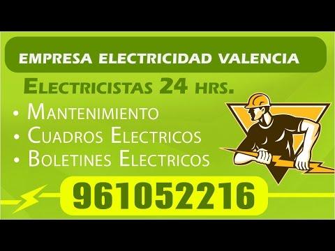 Electricistas Valencia-PCA Electricidad