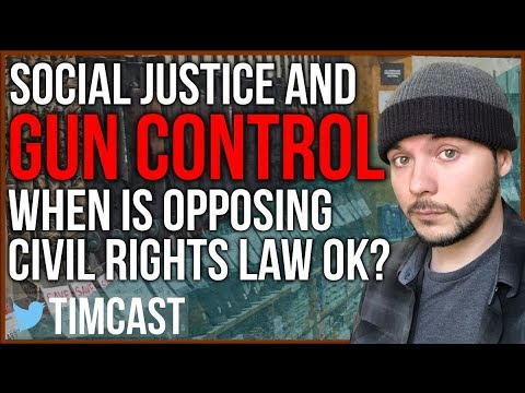 Violating Civil Rights Law as a form of G-u-n Control