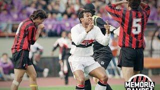 vuclip São Paulo 3x2 Milan (12/12/1993) - Final Mundial Interclubes 1993 (São Paulo bicampeão)