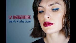 Blue Mood with La Dangereuse Collection    The Very French Girl