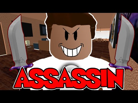Roblox | ASSASSIN - THE BEST KILLER!