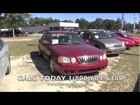 2003 KIA OPTIMA LX Review Car Videos * For Sale @ Ravenel Ford Charleston SC