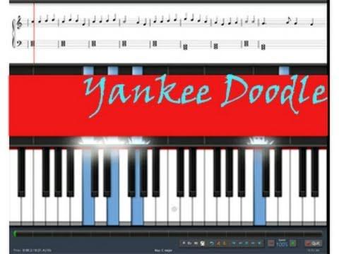 Yankee Doodle – Free Sheet Music Zebra Keys Blog