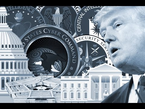 Image result for trump vs deep state cia