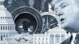 Glenn Greenwald - Trump Versus The Deep State