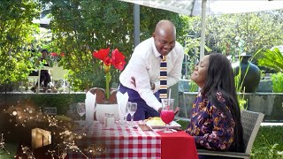Toast to a second date – Date My Family | Mzansi Magic