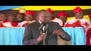 Rais Kenyatta aagiza maafisa wa NTSA kuondoka barabarani