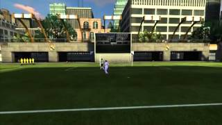 FIFA 11 Arena Practice