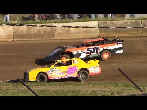 Street Stock Heat One | Eriez Speedway | 5-14-17