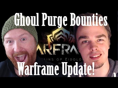 Warframe Ghoul Purge Update! [Patch notes and response] thumbnail