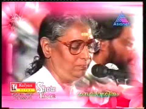 Thendral Vantu Ennai Thodum Live by Smt. S. Janaki and Dr. Yesudas