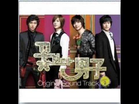 MP3 download   Lyrics   quot Making a Lover quot  by SS501 Boys Over Flowers OST Part 2