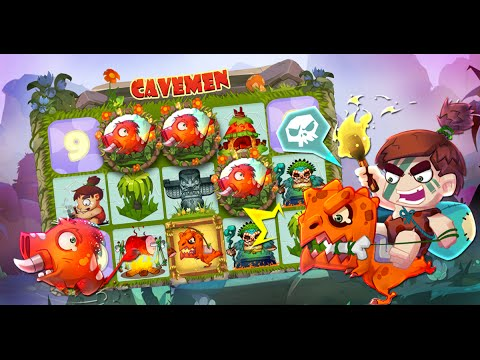 Caveman Slot Machine - Try the Online Game for Free Now