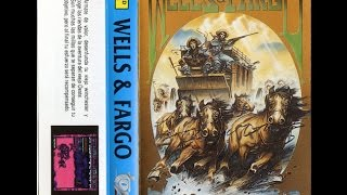 Wells & Fargo Review (Topo Soft 1988) - Amstrad Cpc, ZX Spectrum, M...