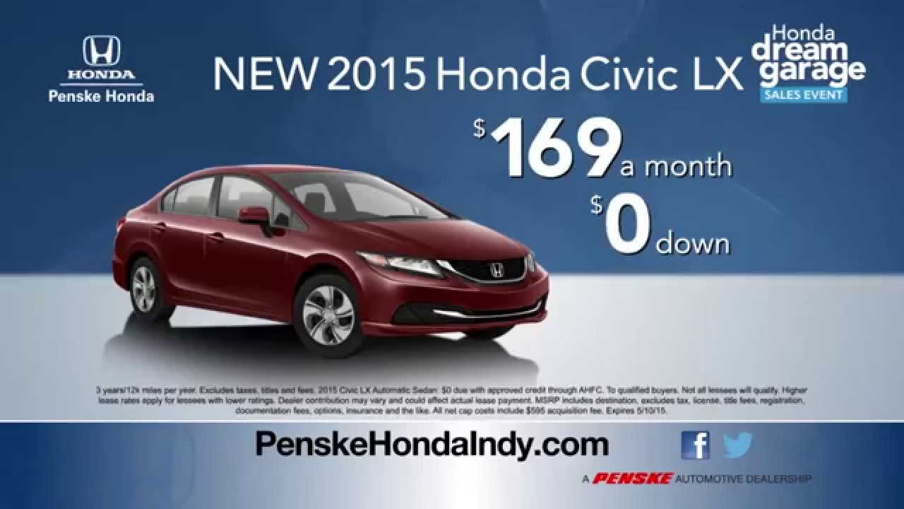 Penske Honda Indy Garage Sale 2015 Youtube