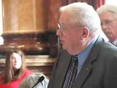 Iowa Senate Opposes Iraq Surge