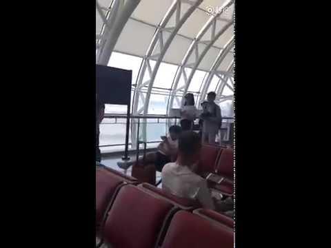 170701 Victoria - Changchun Airport