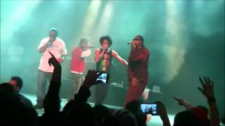 "Bone Thugs-N-Harmony - ""Everyday Thang"" / ""Let The Law End"" (LIVE)"