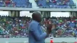 Viral Video: Zambian Coach In Embarrassing Fail