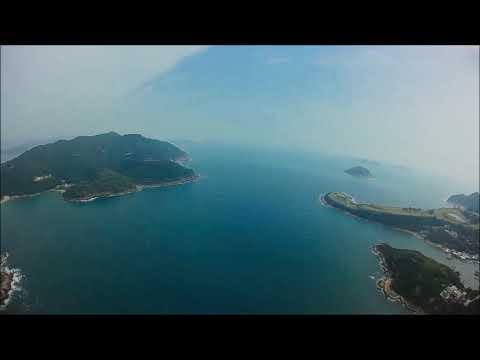Skyzone Theer  Flying Wing~清水灣試飛