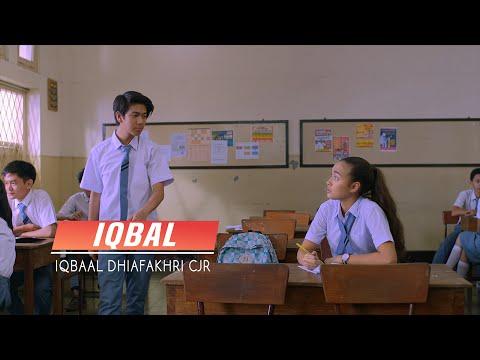 ADA CINTA DI SMA ( IQBAL )