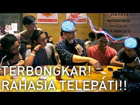 Cara Melakukan Telepati! Rahasia Trik Sulap ft DeaRanggaTV, InstaBoys, FunnyJang, Satya Kama.