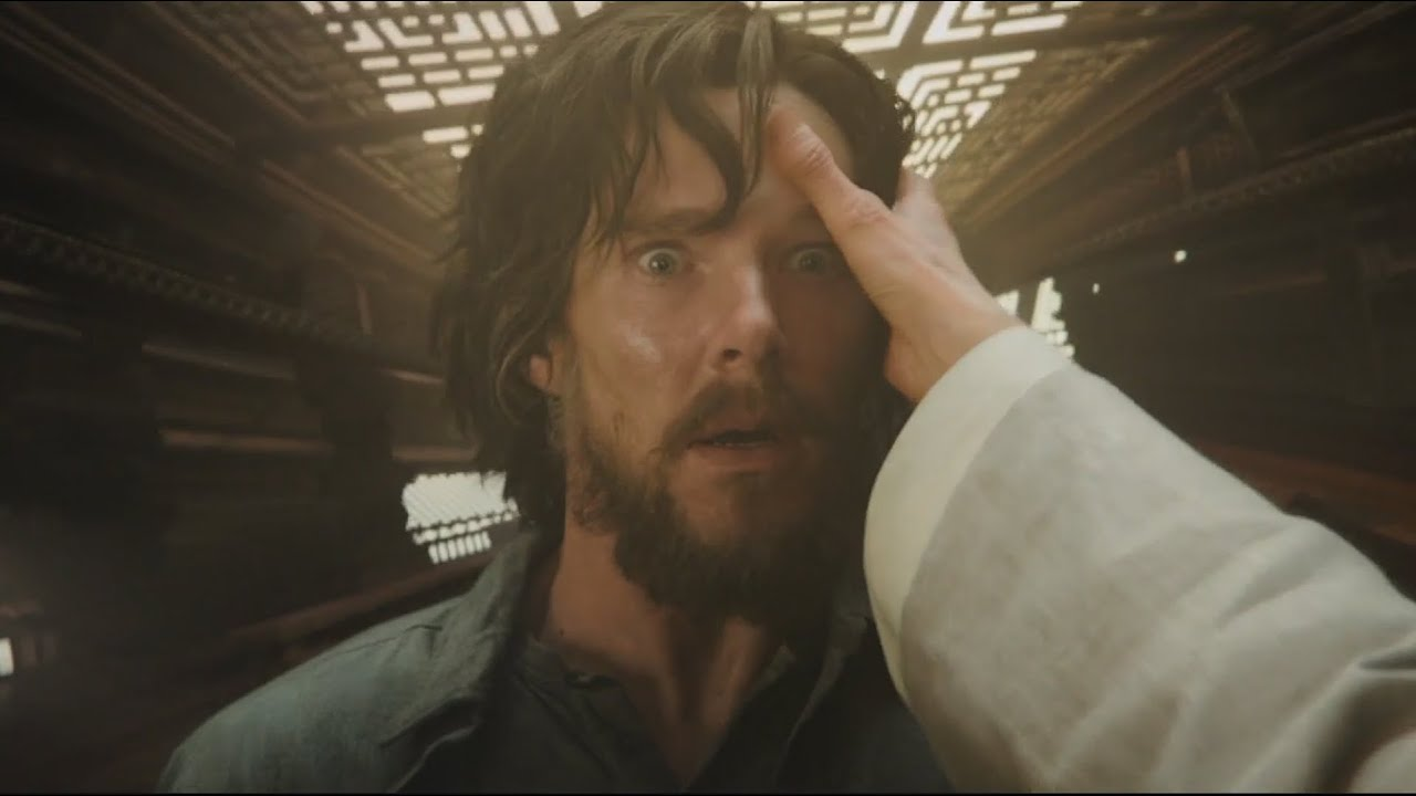 Download Doctor Strange - Open your eye