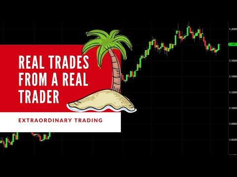 Forex Day Trading Session:  Trades Review