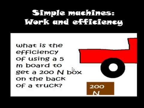 physics simple machine