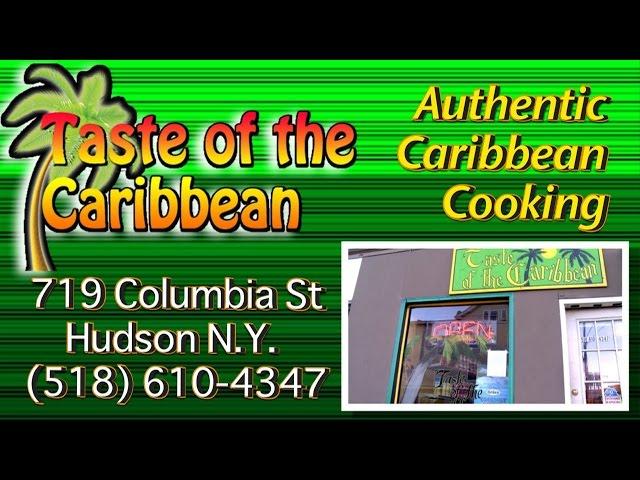 Taste of the Caribbean in Hudson NY