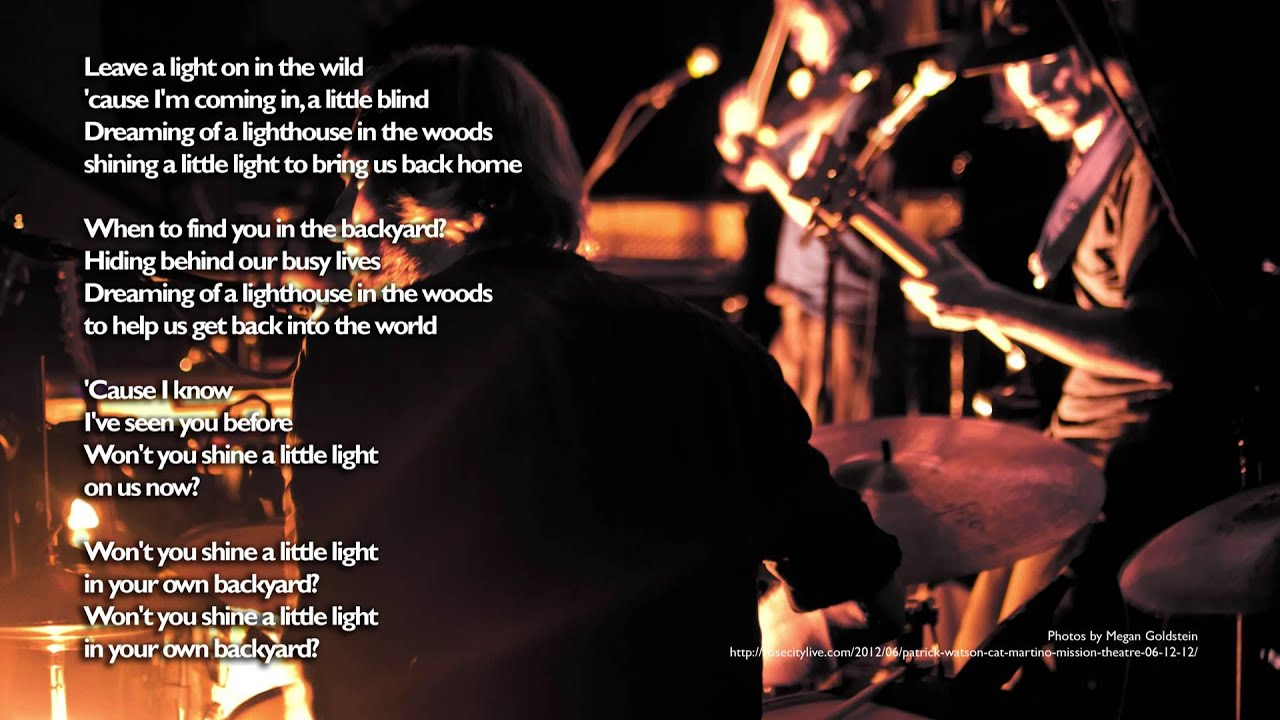 patrick watson lighthouse album version hq youtube