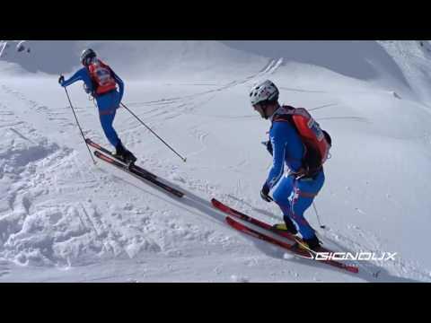 Ski Mountaineering - World Championship 2017 Team Race