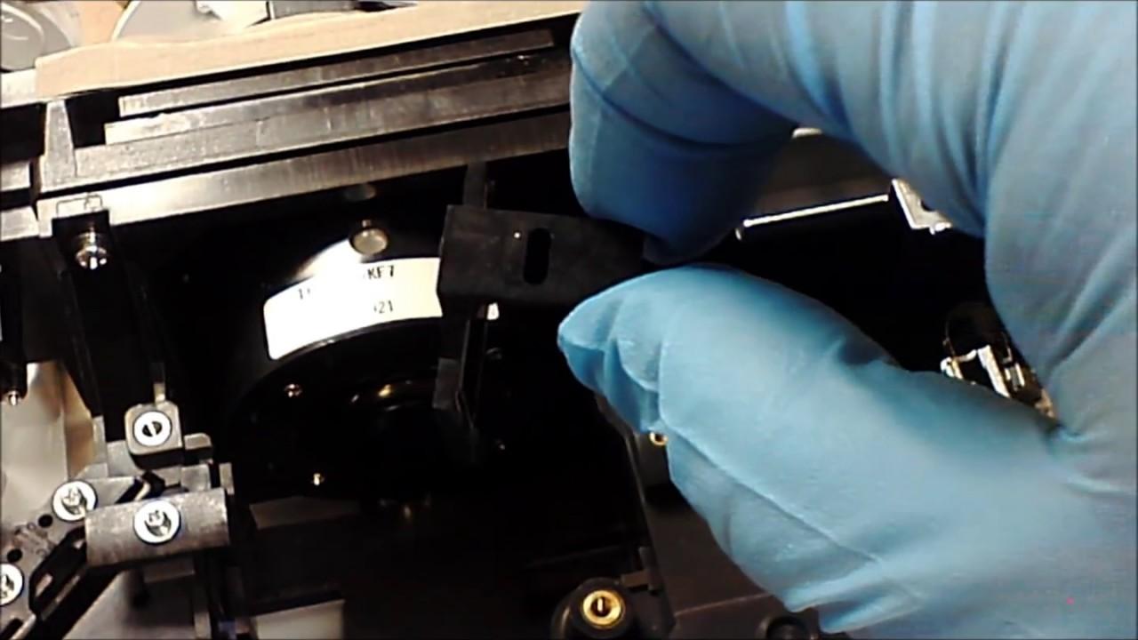 Polarizer Replacement Panasonic Pt Ax200u Youtube
