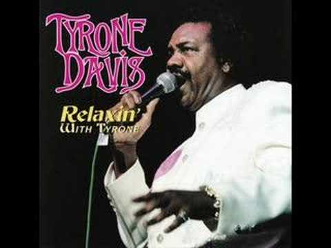 Tyrone Davis-Leavin' Me