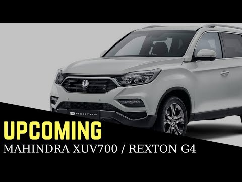 See the new Mahindra XUV700 / Rexton G4 in this official video